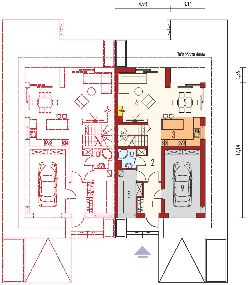 Планировка проекта 4-1830