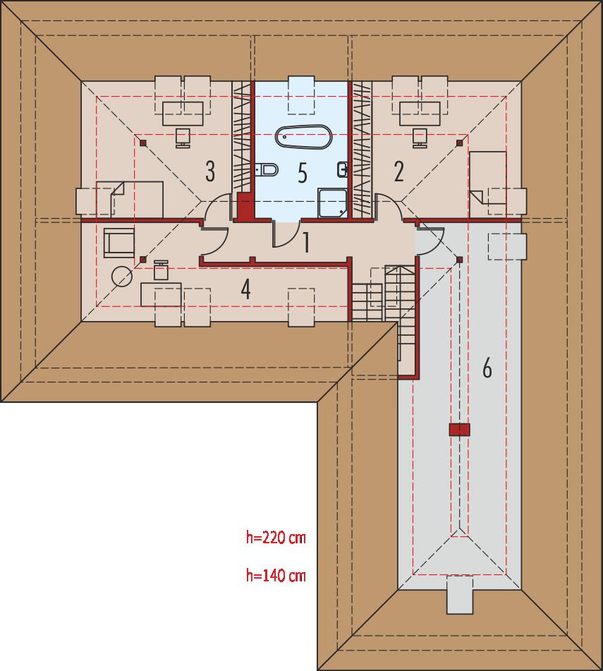 Планировка проекта 4-1850