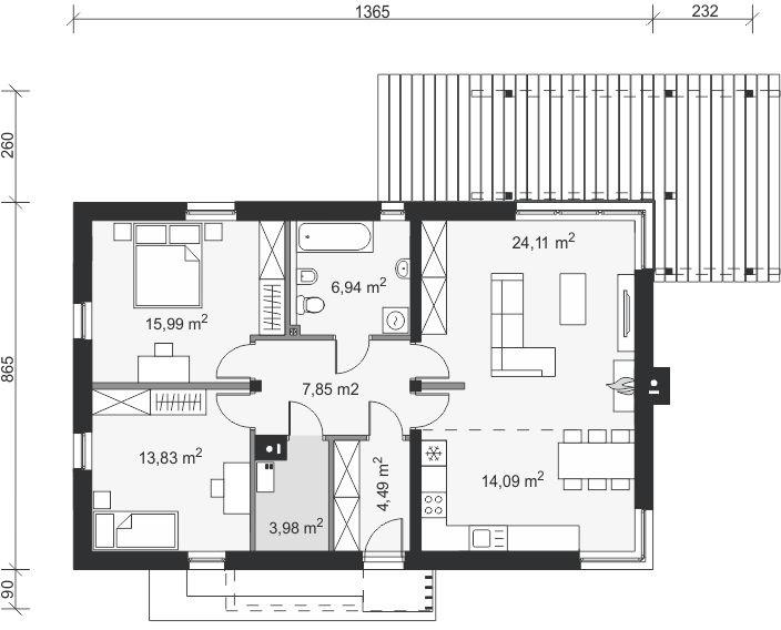 Планировка проекта 4-1865