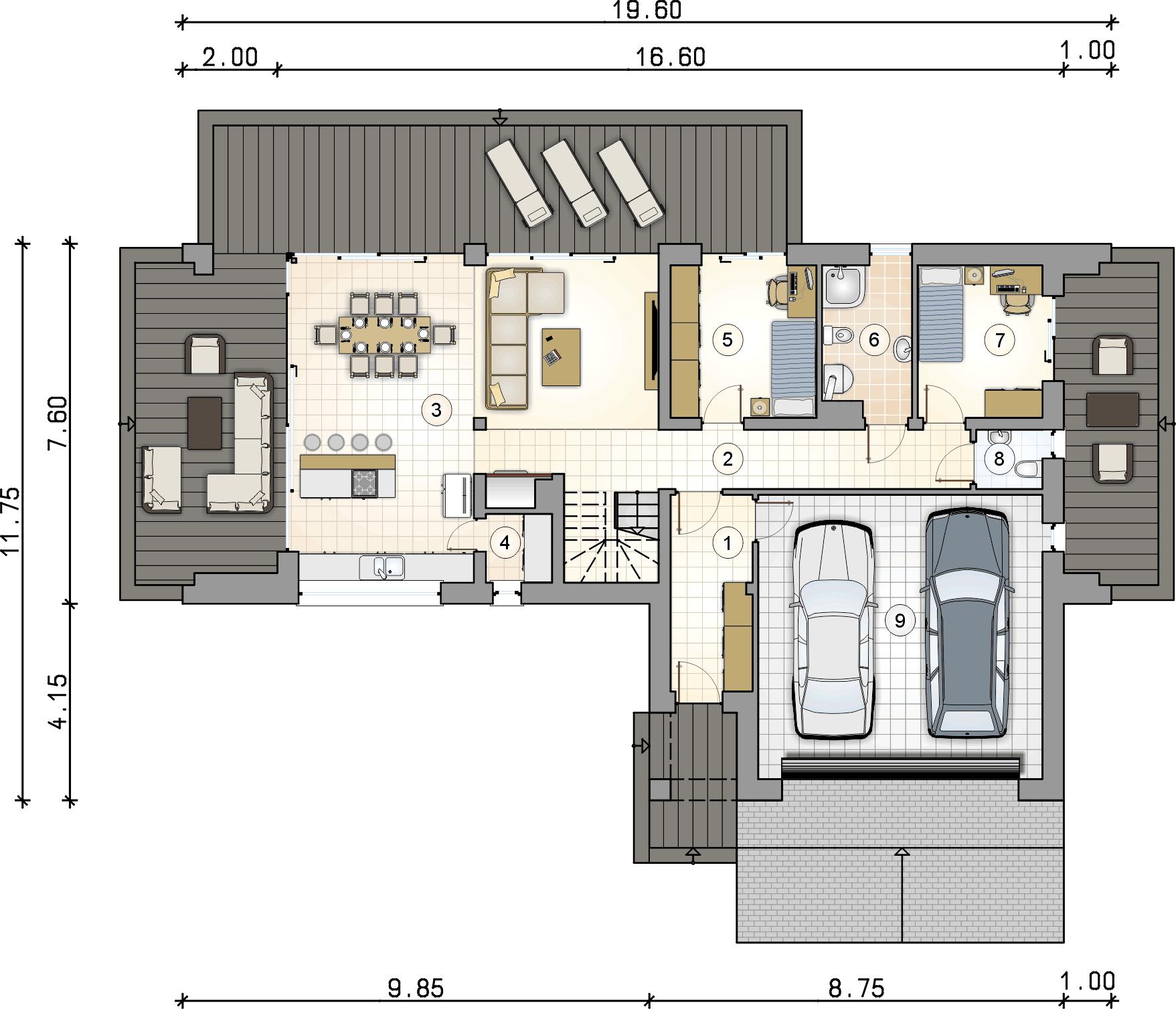 Планировка проекта 4-1905