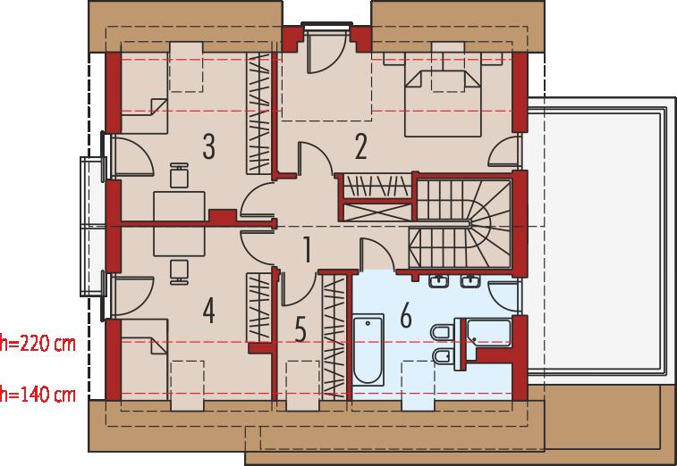 Планировка проекта 4-1921