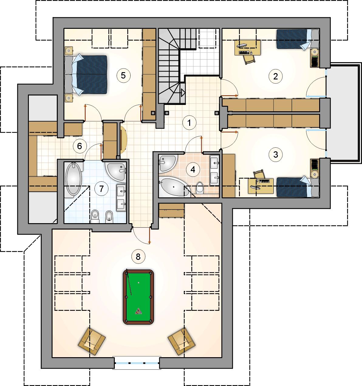 Планировка проекта 4-1942