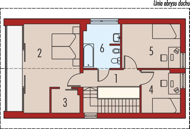 Планировка проекта 4-1954