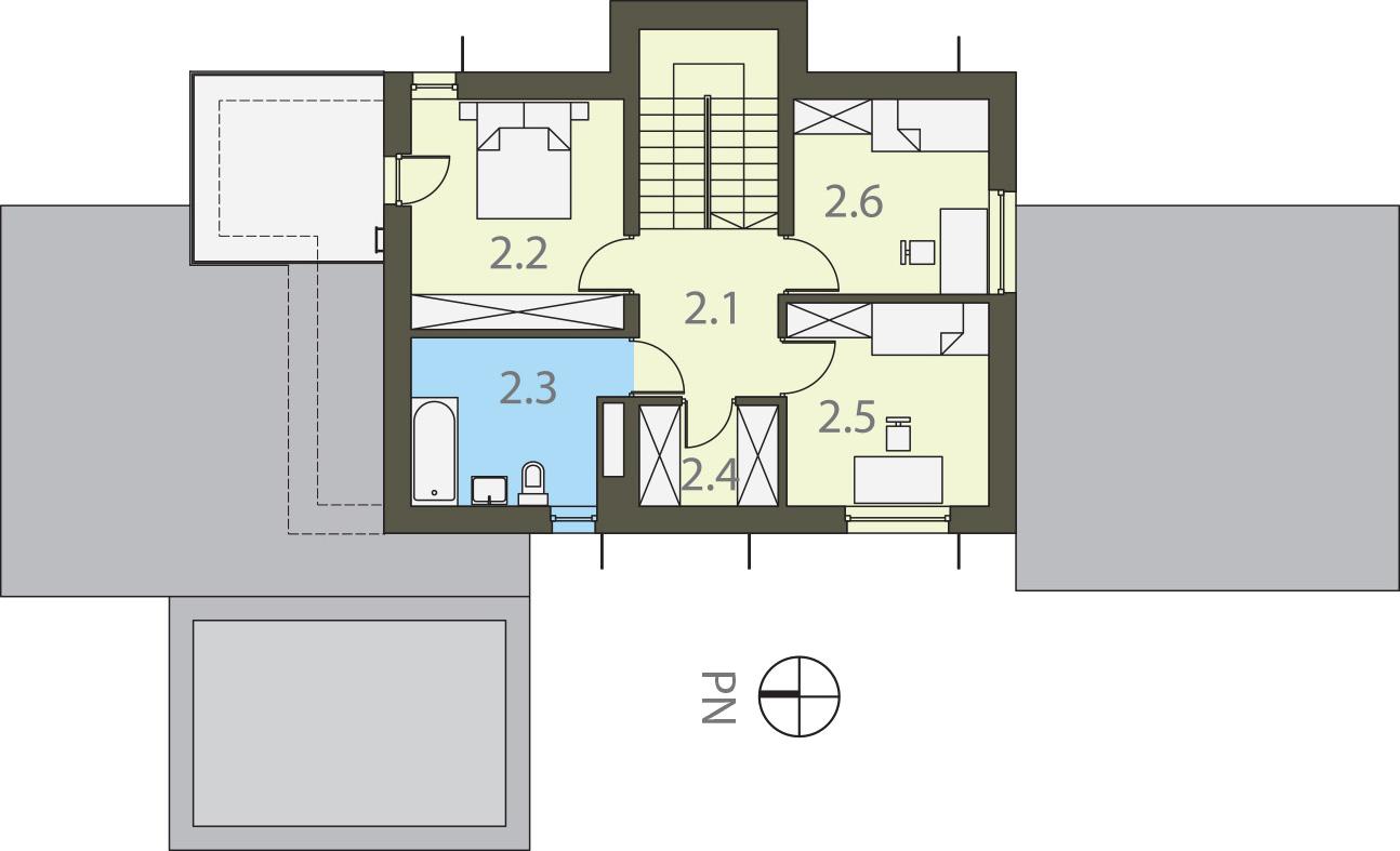 Планировка проекта 4-2001
