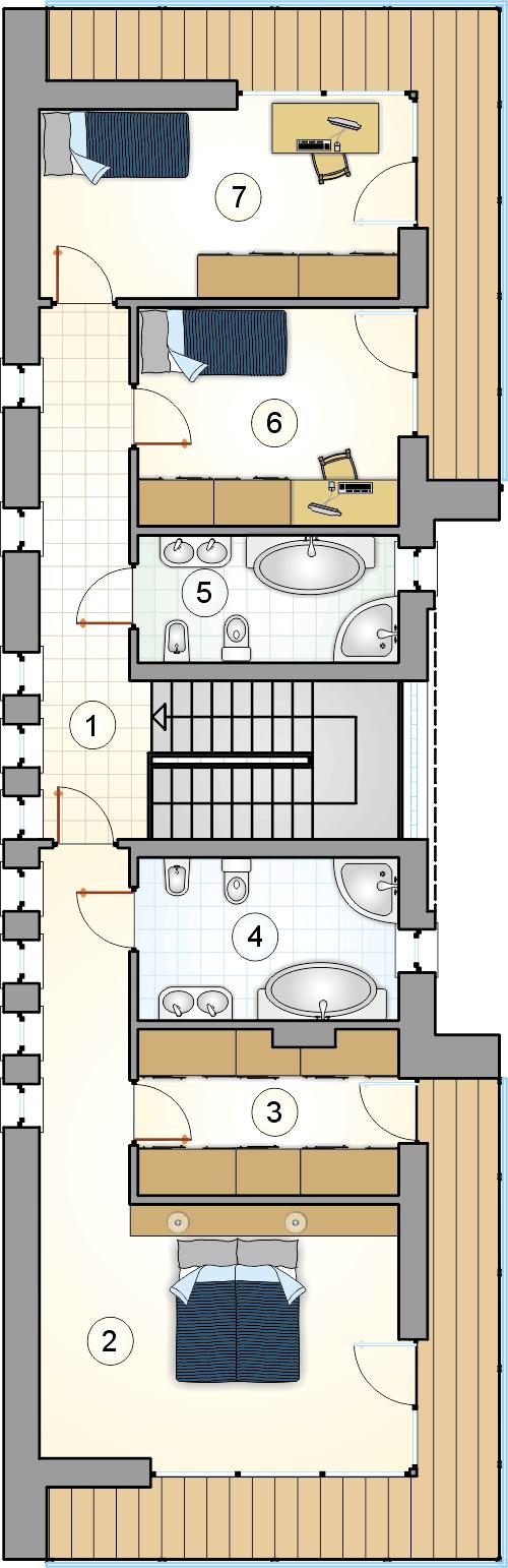 Планировка проекта 4-2002