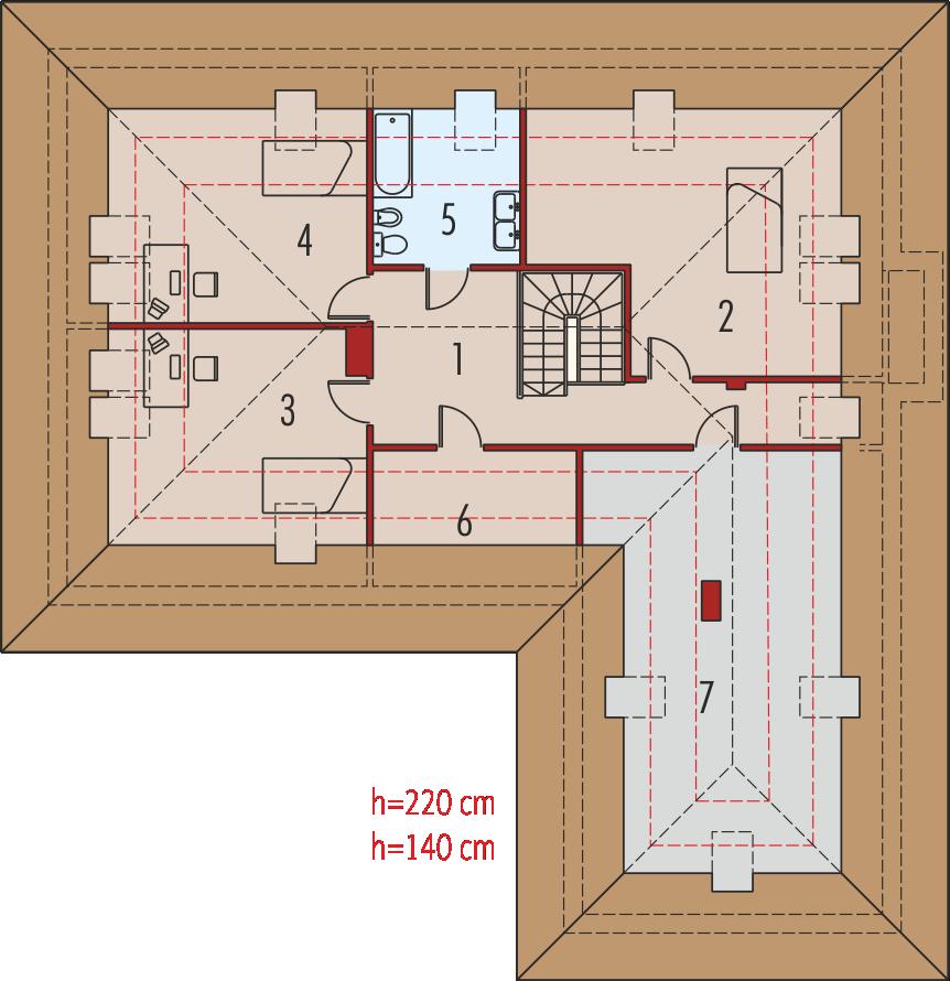 Планировка проекта 4-2028
