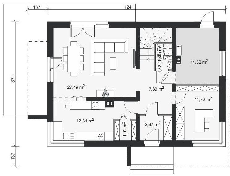 Планировка проекта 4-206
