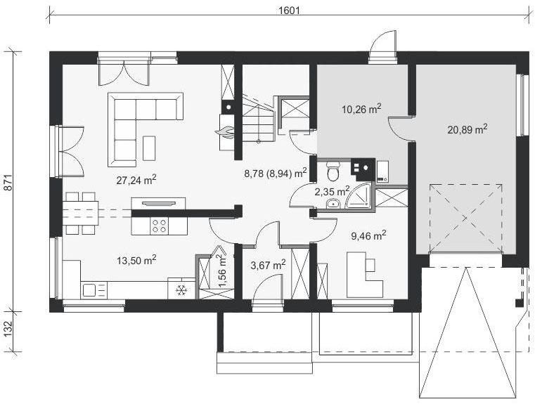 Планировка проекта 4-207