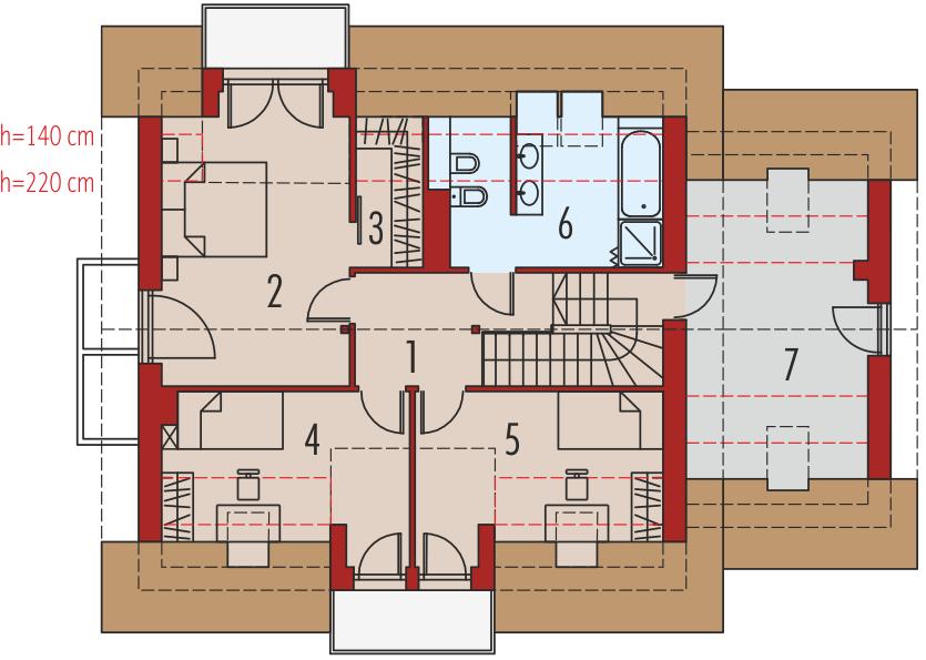Планировка проекта 4-213