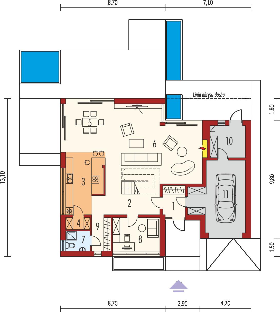 Планировка проекта 4-2200