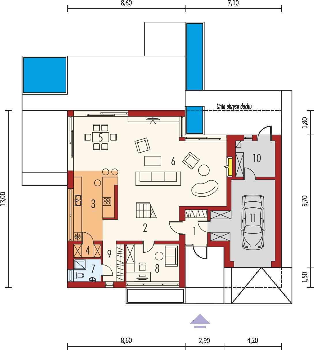 Планировка проекта 4-2201