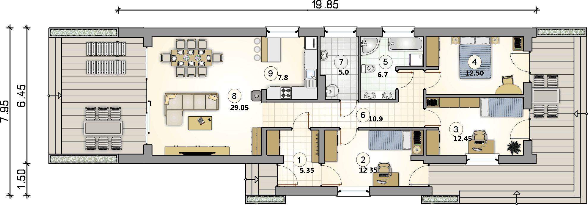 Планировка проекта 4-2209