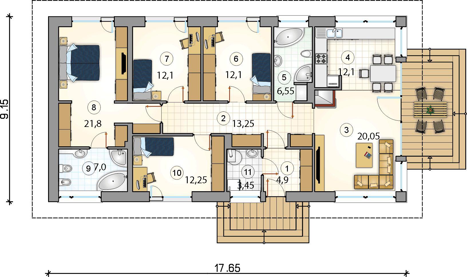 Планировка проекта 4-2212