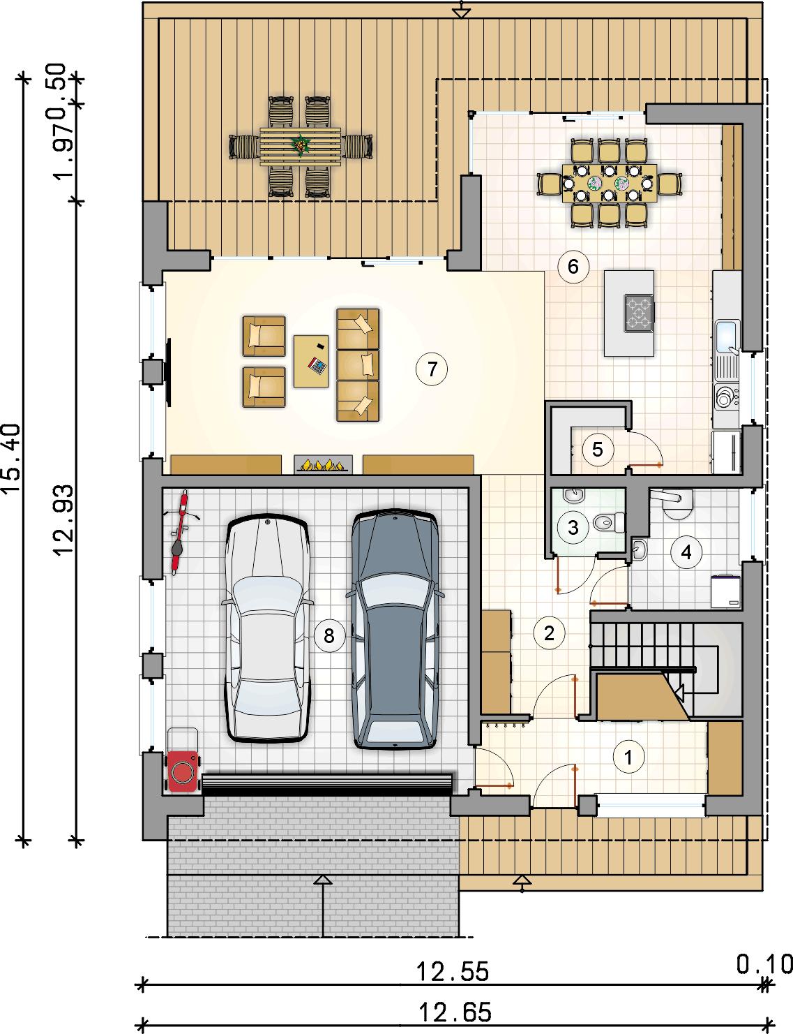 Планировка проекта 4-2220