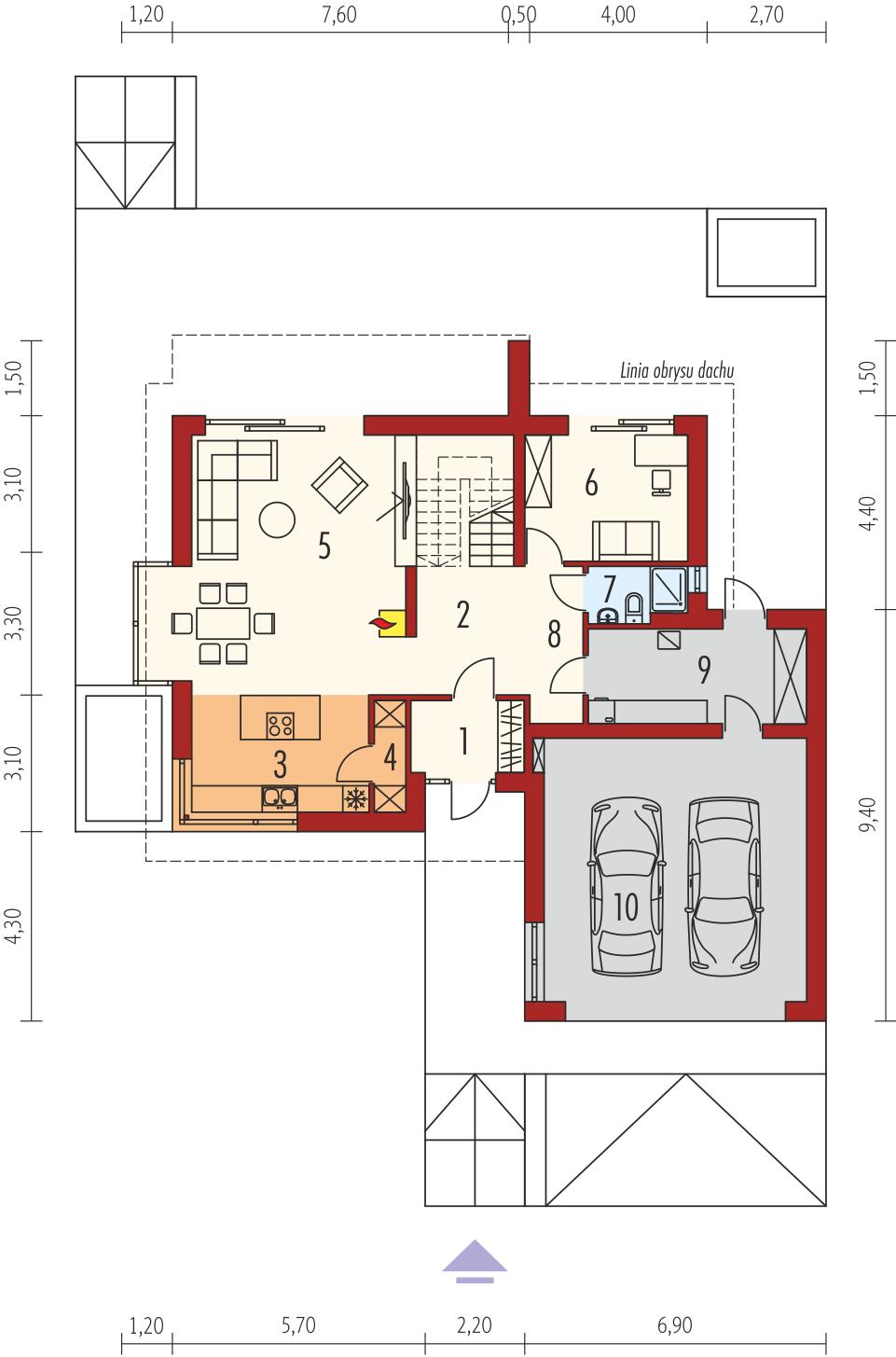 Планировка проекта 4-2234