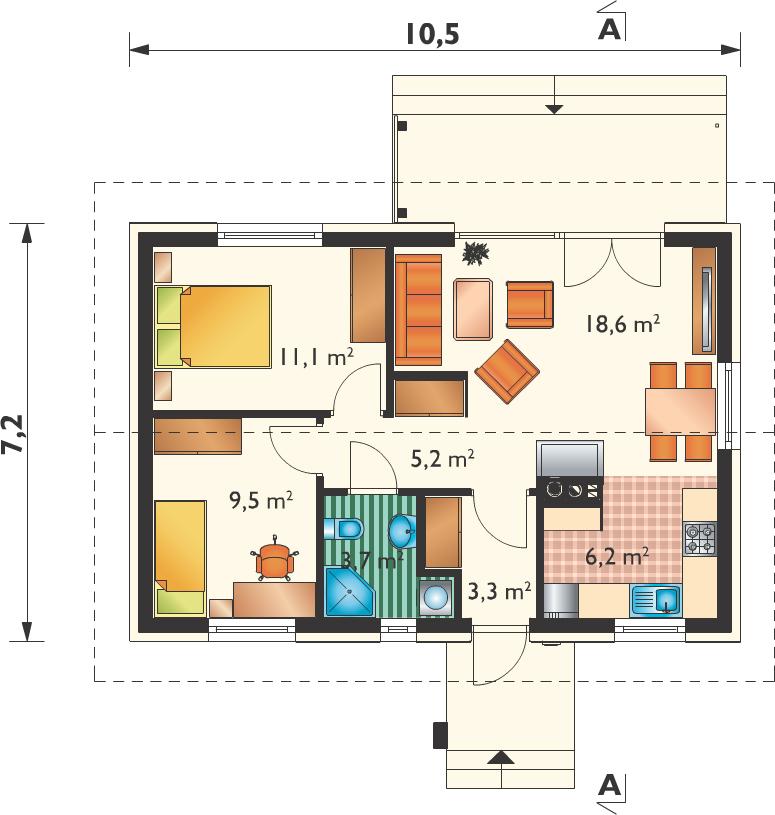 Планировка проекта 4-2262