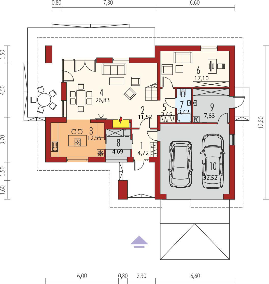 Планировка проекта 4-2279