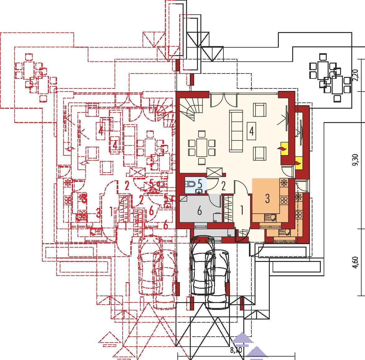 Планировка проекта 4-2290