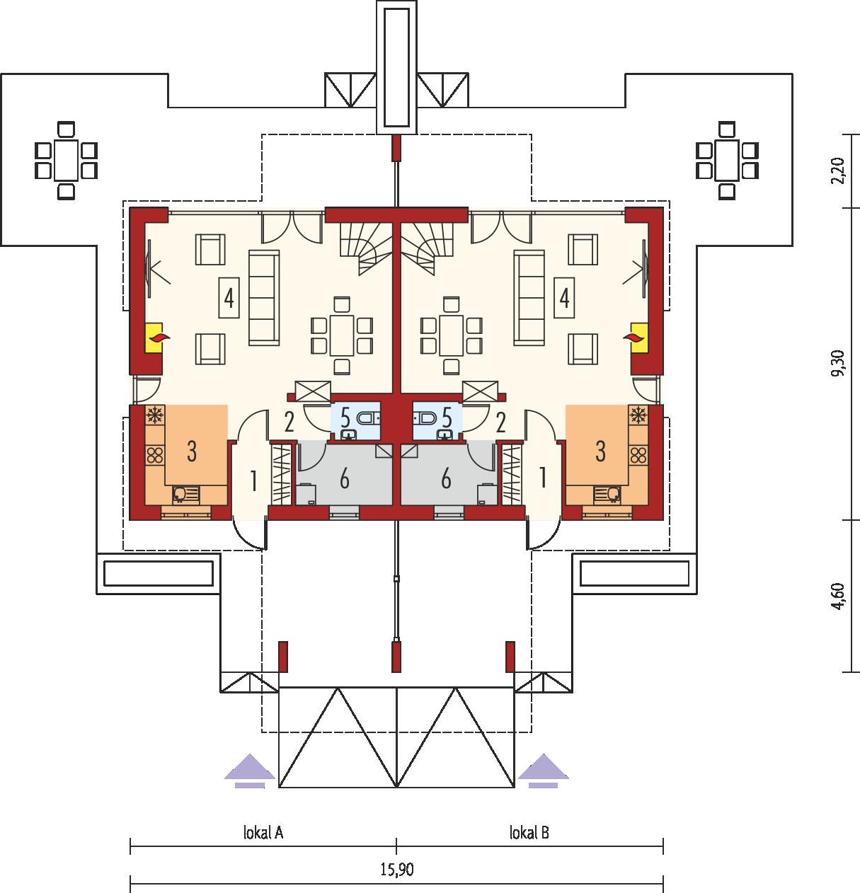 Планировка проекта 4-2291