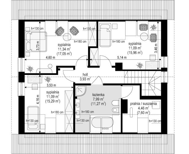 Планировка проекта 4-2307