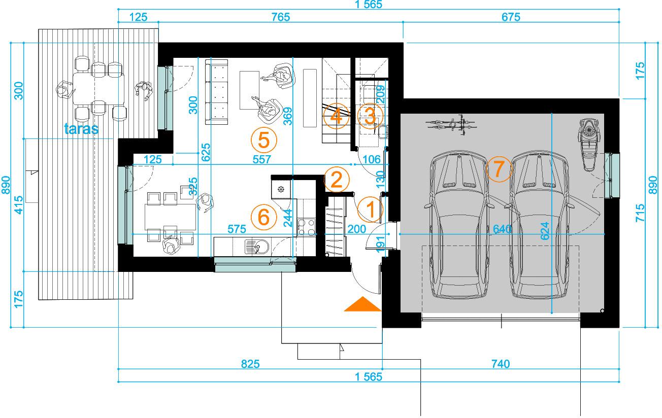 Планировка проекта 4-2309