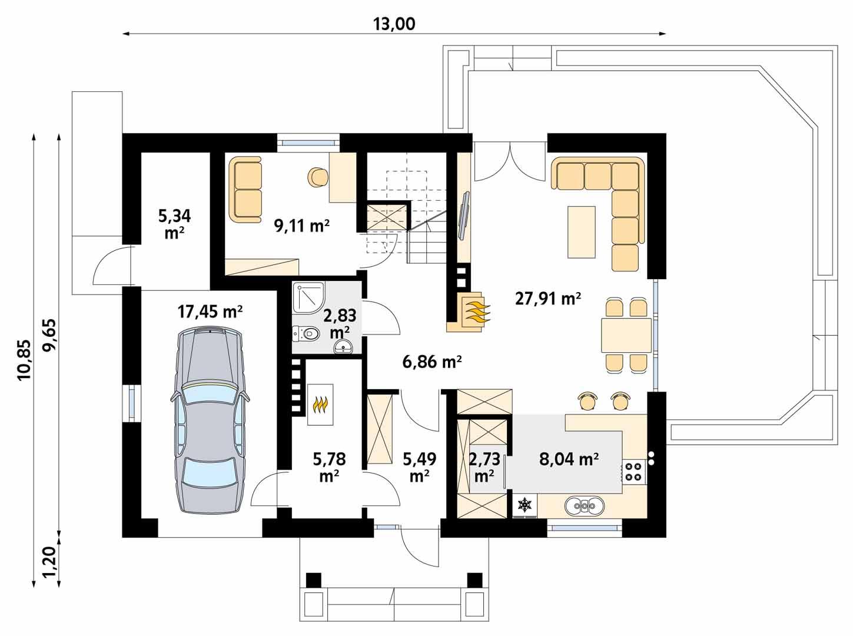Планировка проекта 4-2322