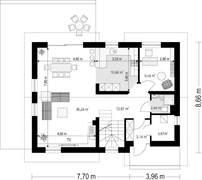 Планировка проекта 4-2325
