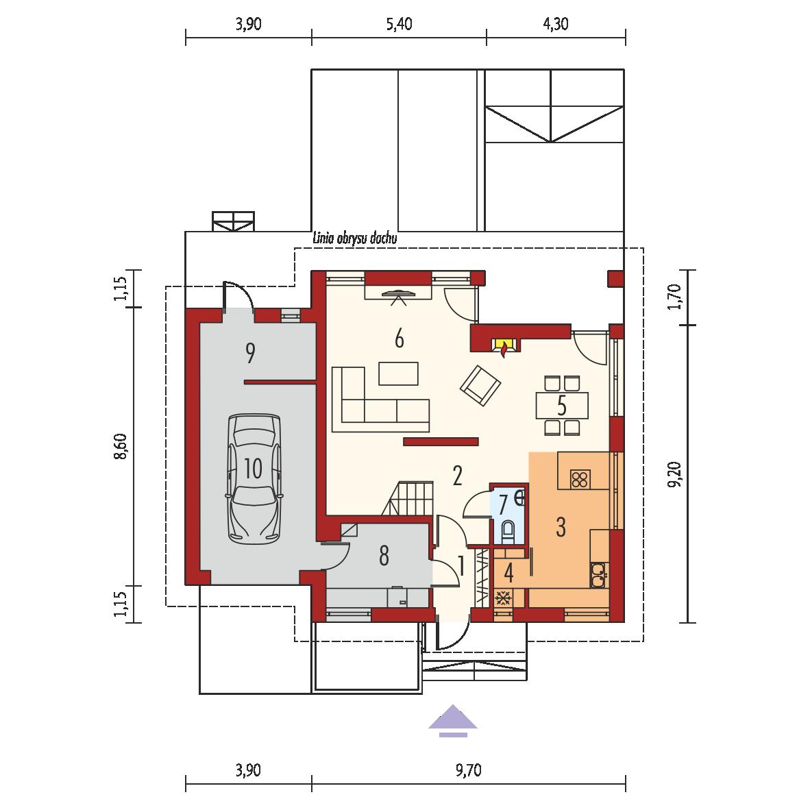 Планировка проекта 4-2361