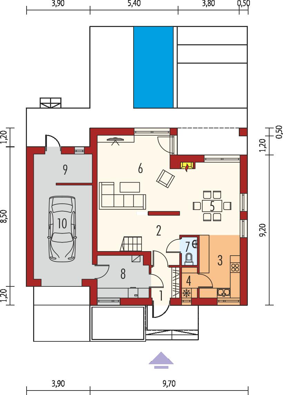 Планировка проекта 4-2362