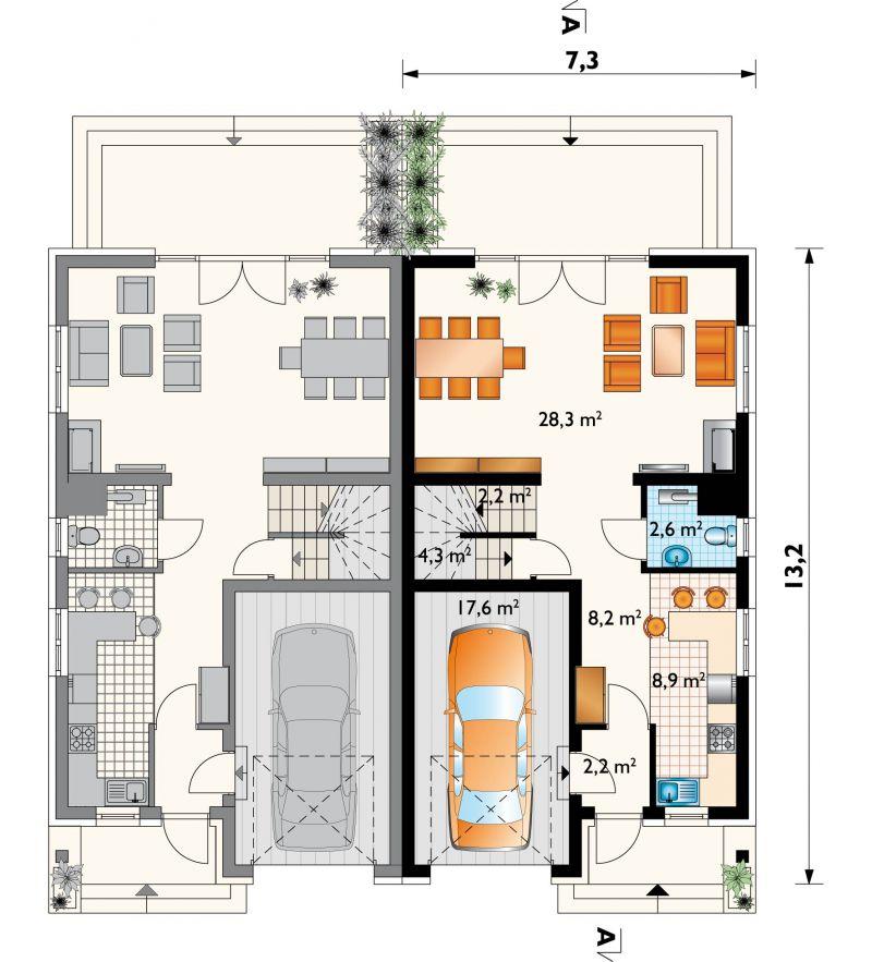 Планировка проекта 4-238