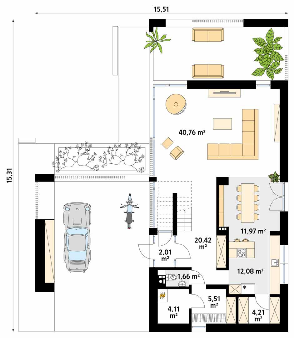 Планировка проекта 4-2388