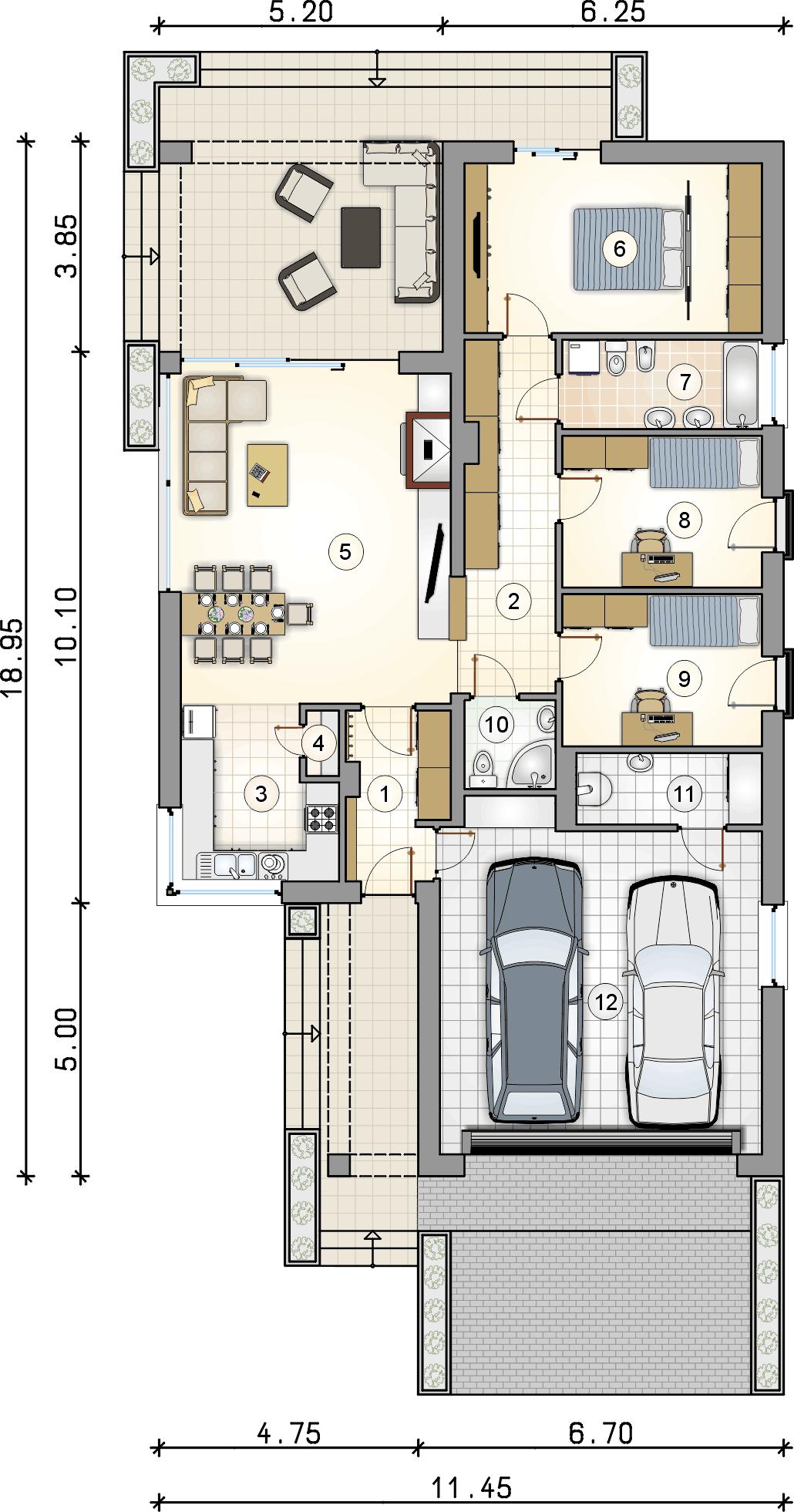 Планировка проекта 4-2392