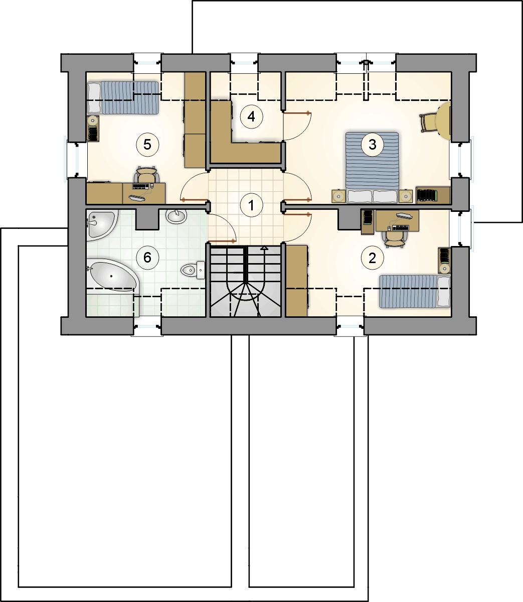 Планировка проекта 4-2402