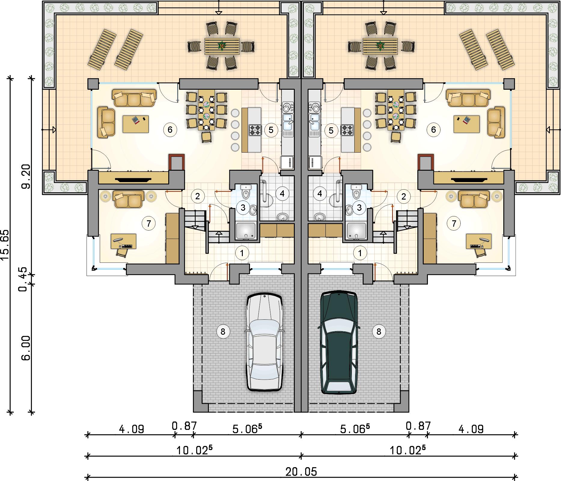 Планировка проекта 4-2404