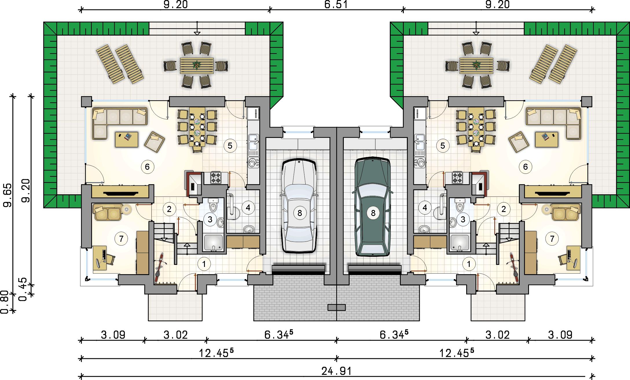 Планировка проекта 4-2405