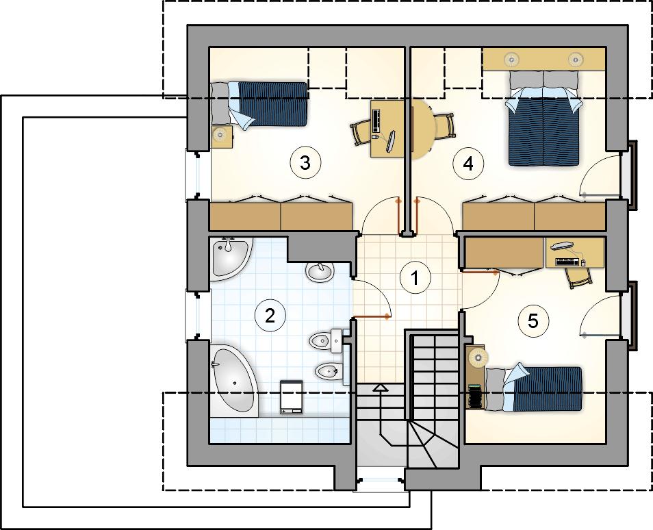 Планировка проекта 4-2406