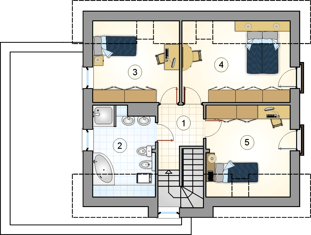 Планировка проекта 4-2407