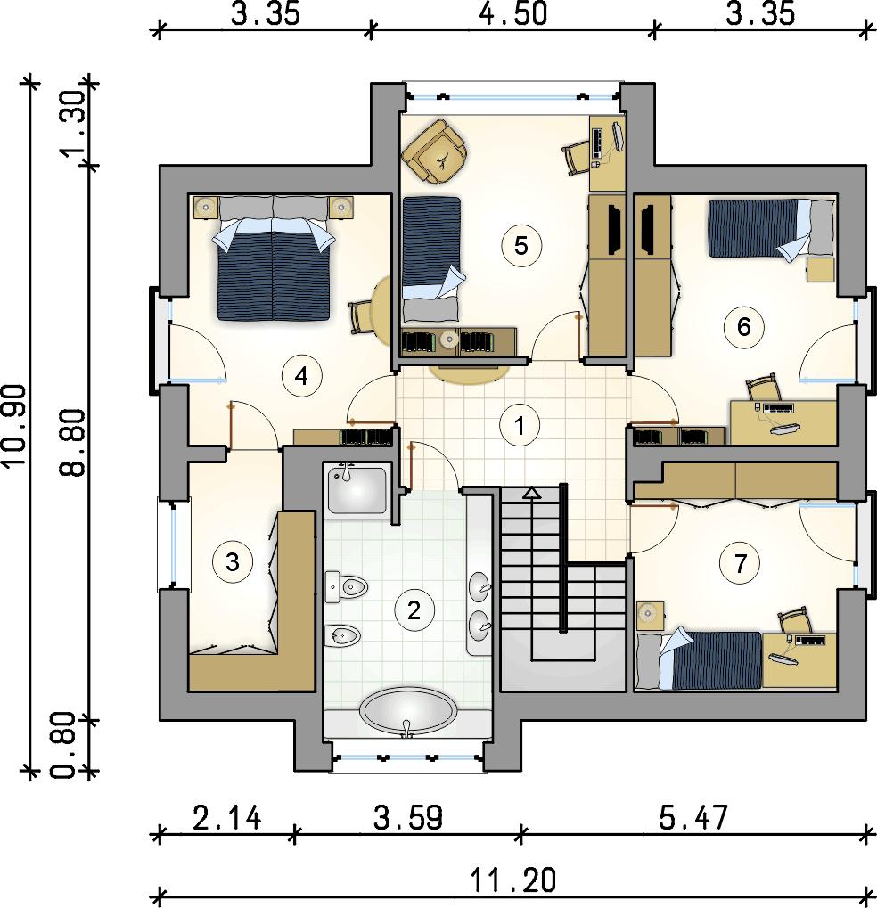 Планировка проекта 4-2448