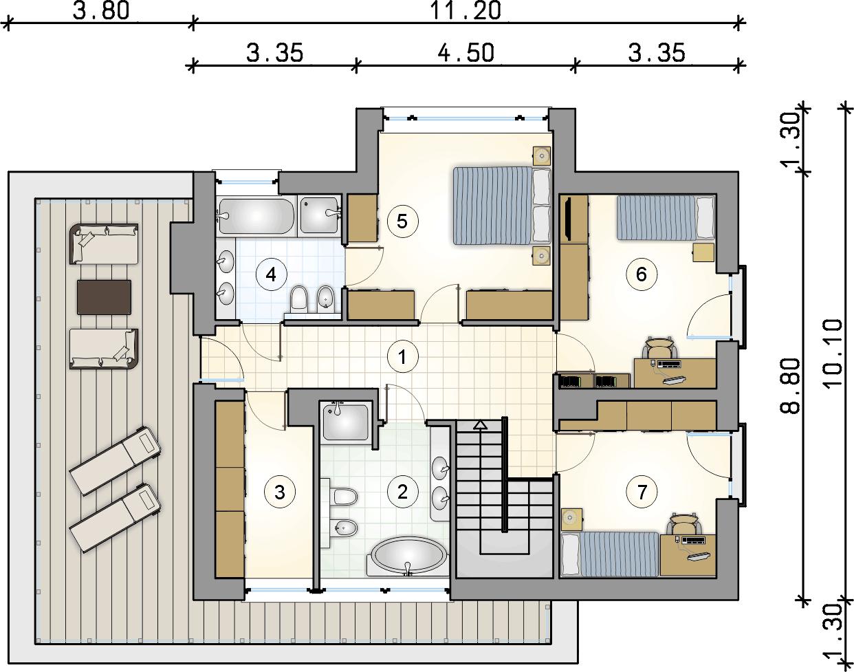 Планировка проекта 4-2449