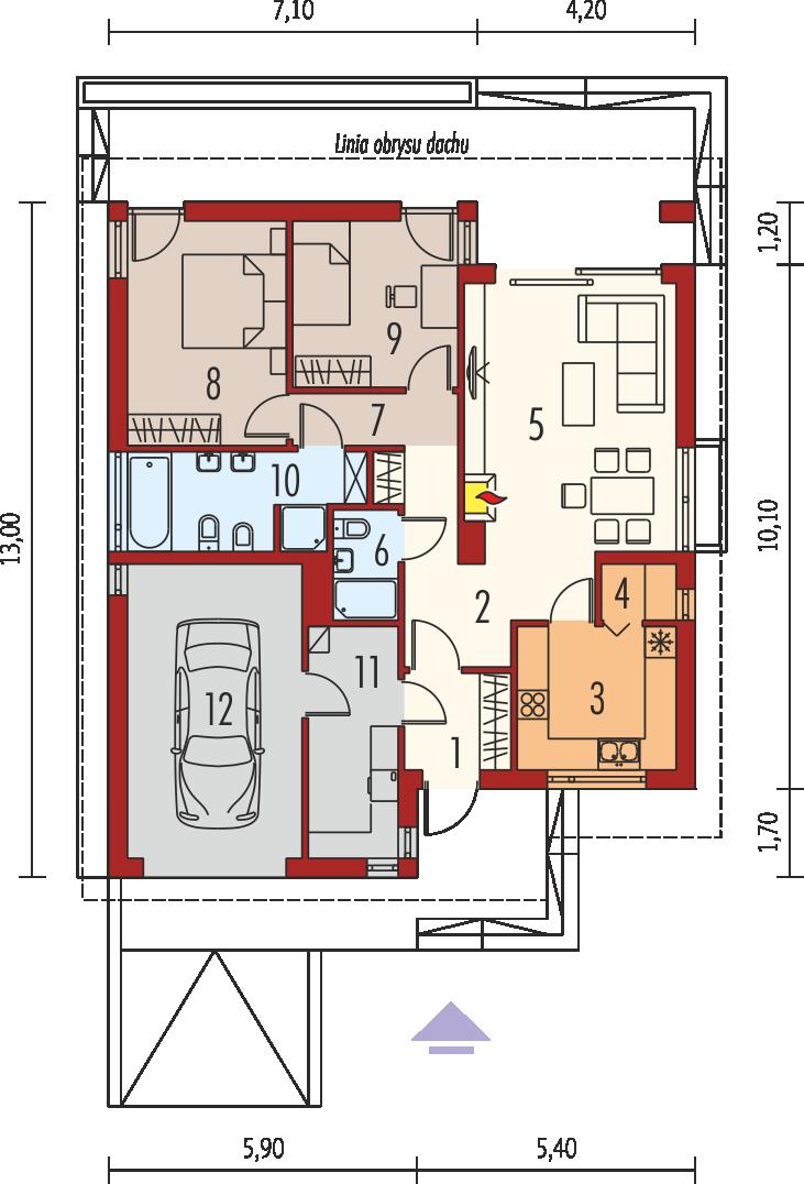 Планировка проекта 4-2455