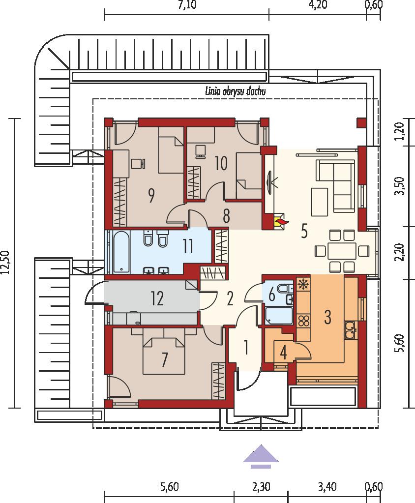 Планировка проекта 4-2456