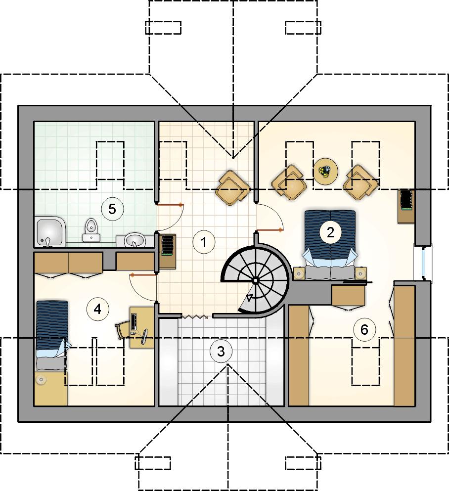 Планировка проекта 4-2475