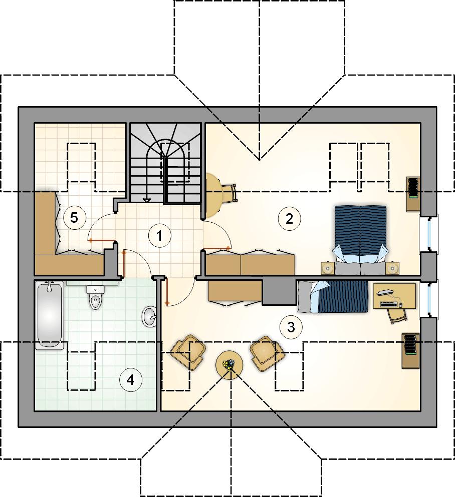 Планировка проекта 4-2478
