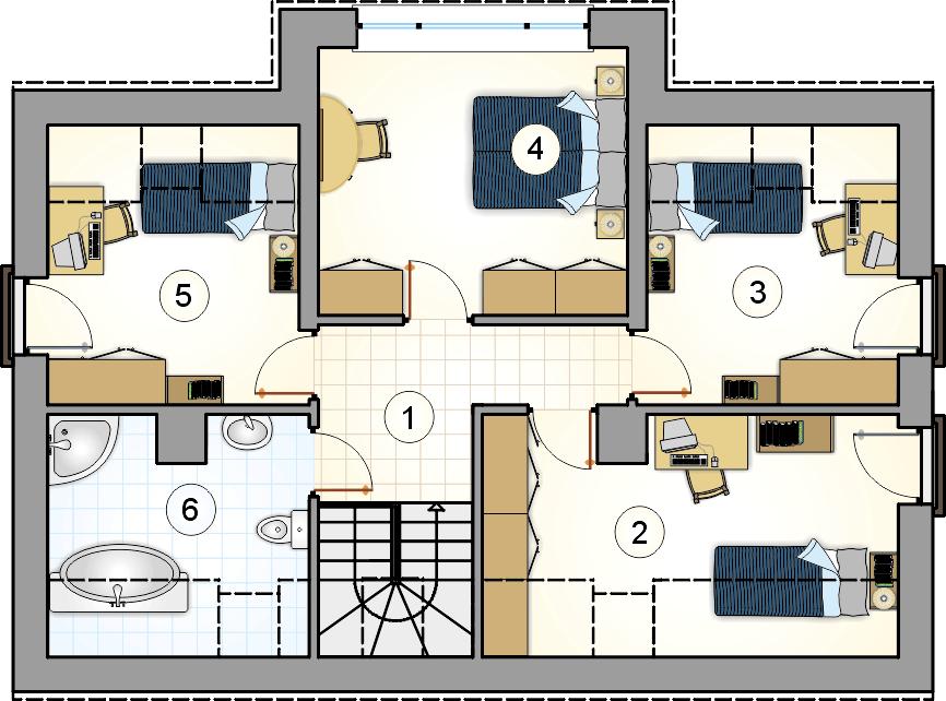Планировка проекта 4-2544