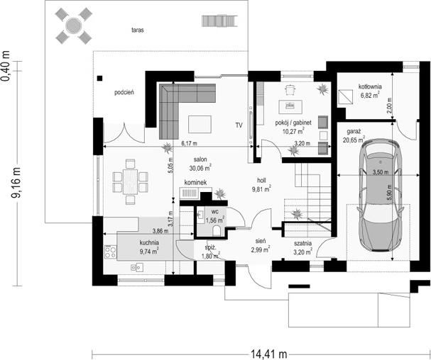 Планировка проекта 4-2551