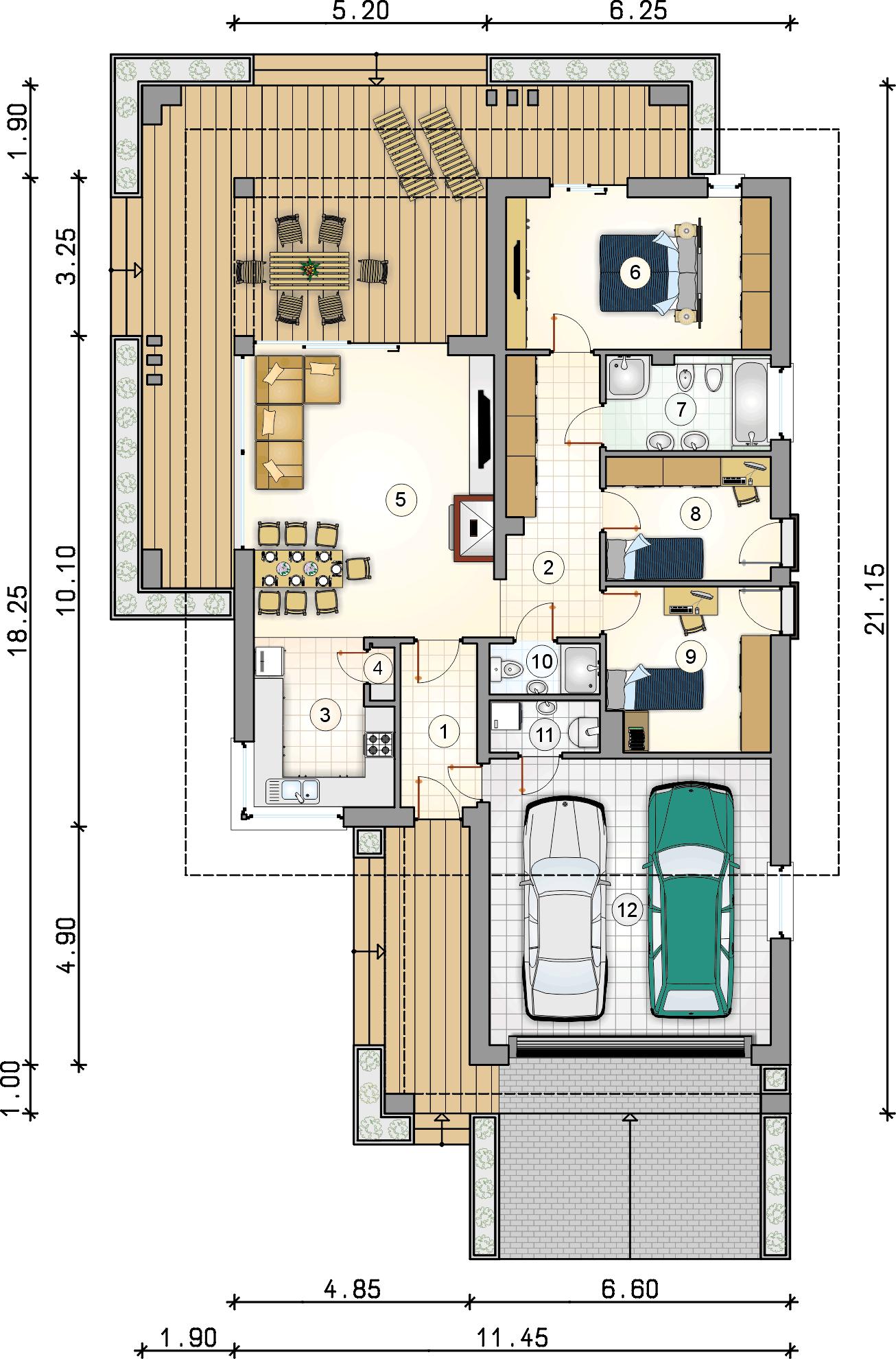Планировка проекта 4-2579