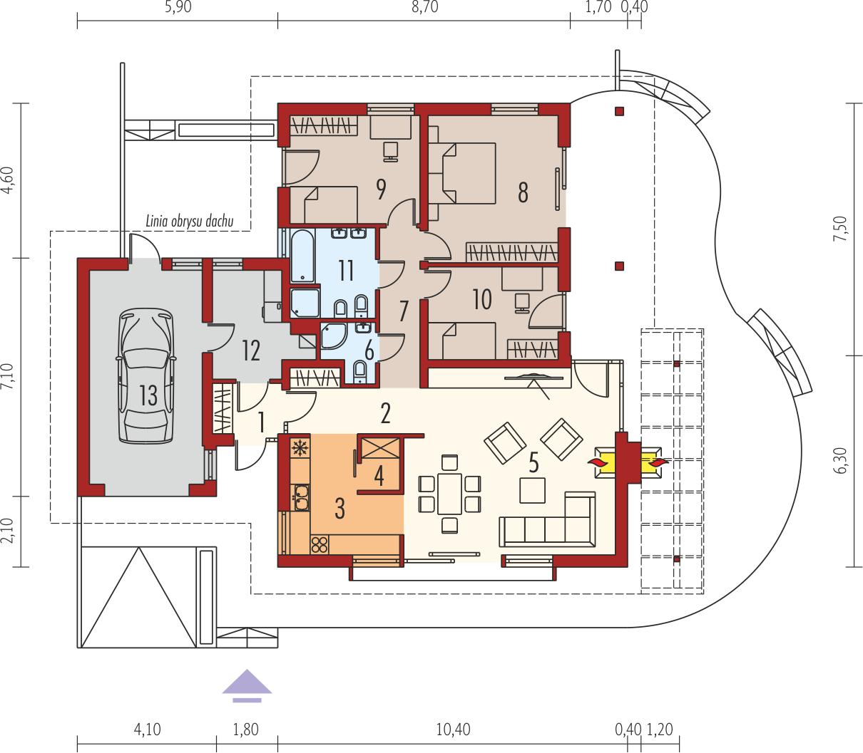 Планировка проекта 4-2599