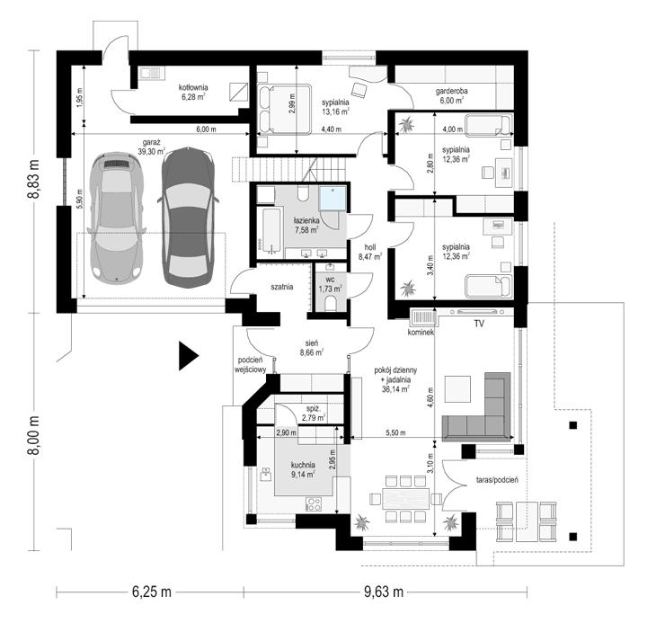 Планировка проекта 4-2606