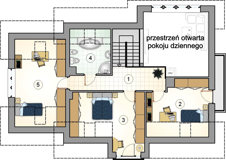 Планировка проекта 4-261