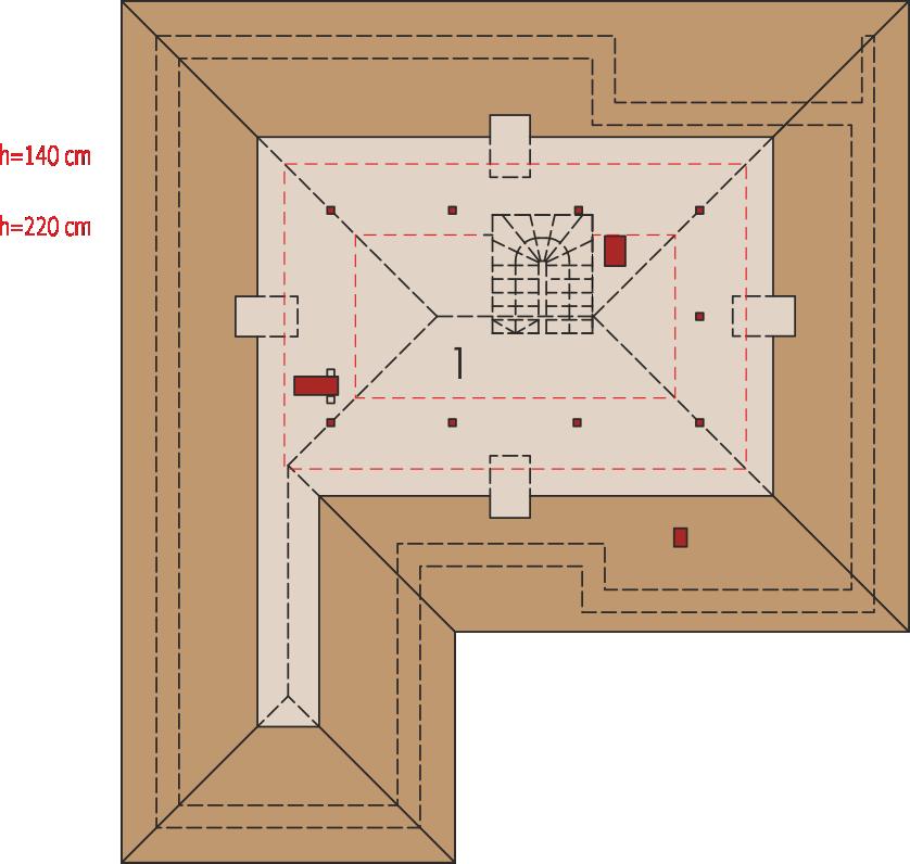 Планировка проекта 4-268